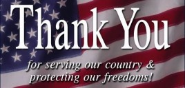 Office Will Be Closed for Memorial Day – Monday May 26th