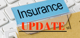 Changes to Insurances Accepted
